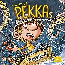 Der verrückte Angelausflug (Pekkas geheime Aufzeichnungen 3) Hörbuch von Timo Parvela Gesprochen von: Robert Missler