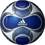 adidas(アディダス) フットサルボール チームガイストII フットサル AFF4804B ブルーXホワイト 4号
