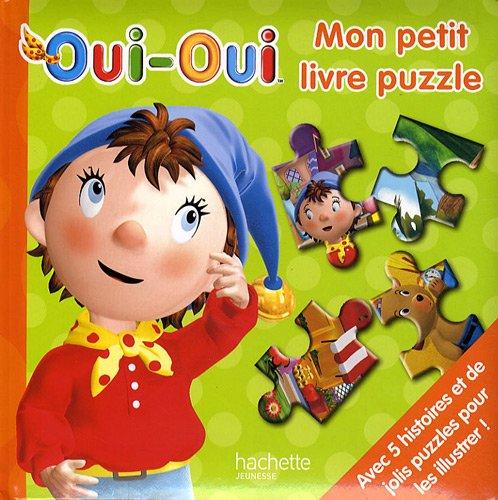Livre puzzle Oui-OUi - Petit format  Collectif, grand format