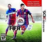 FIFA 15 - Nintendo 3DS Standard Edition Edition: Standard PlatformForDisplay: Nintendo 3DS