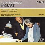 モーツァルト:ピアノ協奏曲 第20番、第24番