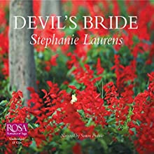 Devil's Bride: Cynster Series, Book 1 Audiobook by Stephanie Laurens Narrated by Simon Prebble