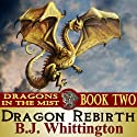 Dragon Rebirth: Dragons in the Mist, Book 2 Audiobook by B. J. Whittington Narrated by Mike Ortego