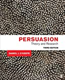 img - for Persuasion: Theory and Research book / textbook / text book