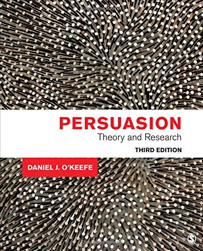 Persuasion: Theory and Research