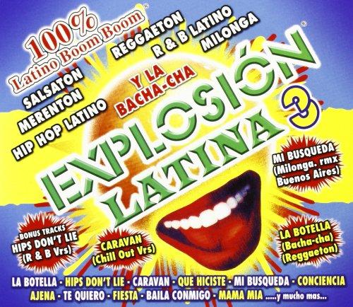 EXPLOSION LATINA VOL.3