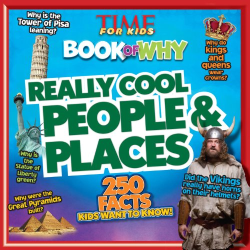 TIME For Kids Book of Why: Really Cool People &