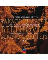 Beethoven - Les premiers quatuors à cordes, op. 18 n° 1 à 6