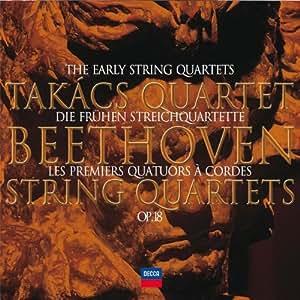Die Frühen Streichquartette Op. 18