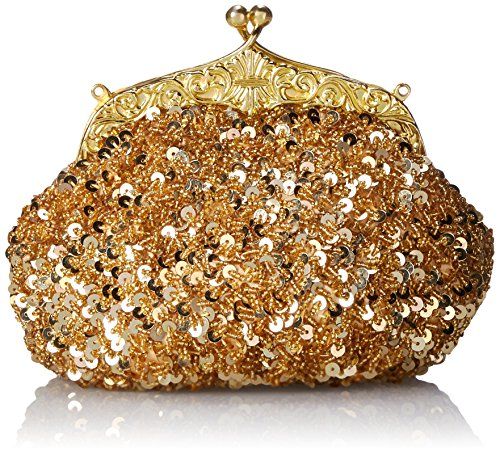 Chicastic Sequined Evening Purse