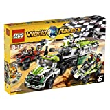 Lego - 8864 - Jeux de construction - lego world racers - Course ultime dans le d�sertpar LEGO