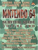 img - for Nintendo 64 Survival Guide, Vol. 2 book / textbook / text book