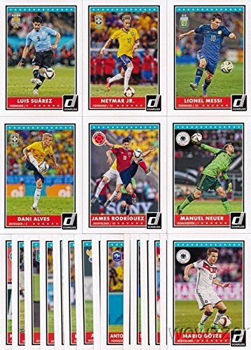 2015-donruss-soccer-rare-photo-variation-complete-21-card-set-featuring-lionel-messi-neymar-jr-luis-