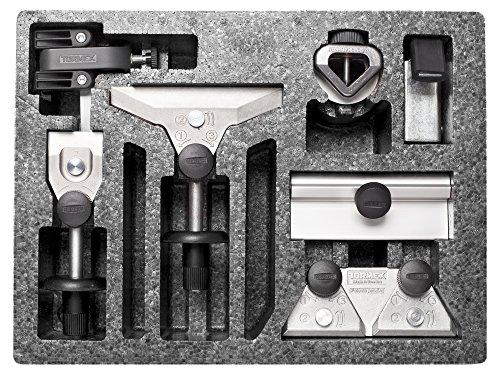 Knife Sharpener / Scissor Sharpener / Axe Sharpener Tormek HTK706 - The Hand Tool Sharpening Kit for Tormek Sharpening Systems. Sharpens Your Knives, Hatchets, Cutting Tools, and More (Knife Sharpener Tormek compare prices)
