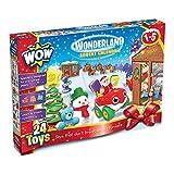 WOW Juguetes, Calendario de Adviento con sorpresas de Navidad