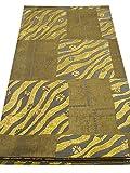 博多着物市場 きものしらゆり 伝統工芸士 十一代目 大和屋嘉平作 お洒落な袋帯 正絹