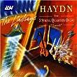 "Haydn: The 3 String Quartets, Op.54 ""Tost I"""