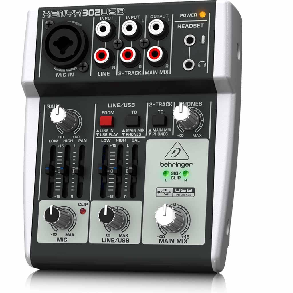 behringer xenyx 302usb musical instruments. Black Bedroom Furniture Sets. Home Design Ideas