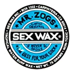 Mr. Zogs Original Sexwax - Tropical W...
