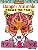 Thaneeya McArdle Dapper Animals Coloring Book (Design Originals)