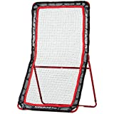 Rukket 4x7ft Baseball and Softball Rebounder Pitch Back Training Screen with Lifetime Warranty