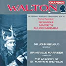 Walton: Film Music, Vol. 4