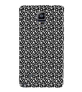 EPICCASE raining hearts Mobile Back Case Cover For Samsung Galaxy Note Edge (Designer Case)