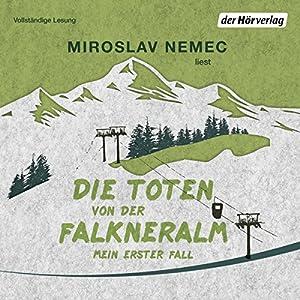 Die Toten von der Falkneralm Hörbuch