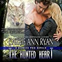 The Hunted Heart: Redwood Pack, Book 7.7 (       UNABRIDGED) by Carrie Ann Ryan Narrated by Gregory Salinas