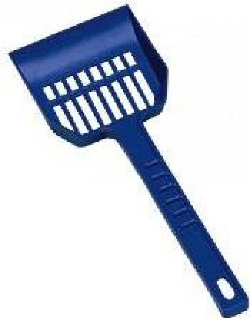 Ferplast FPI 5352 Litter Scoop Mixed Colours 27.9x10.4cm x 12 материал для постройки гнезда для птиц ferplast fpi 4464