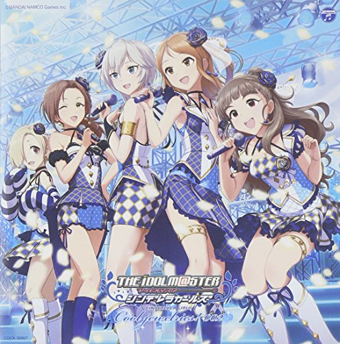 THE IDOLM@STER CINDERELLA MASTER Cool jewelries! 002