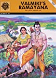 Image of Valmiki's Ramayana: The Great Indian Epic (Amar Chitra Katha)