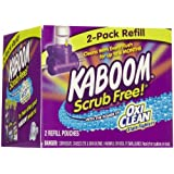 Kboom with OxiClean Scrub Free! Refill, 2 ct ~ Church & Dwight