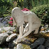 Nude Female Lake Fountain Garden Statue Sculpture Figurine