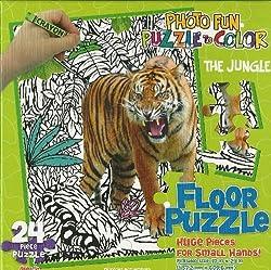 Photo Fun The Jungle Floor Puzzle