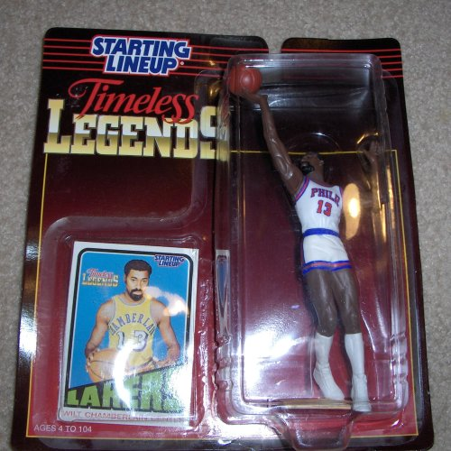 1995 Timeless Legends Starting Lineup - Wilt Chamberlain - Buy 1995 Timeless Legends Starting Lineup - Wilt Chamberlain - Purchase 1995 Timeless Legends Starting Lineup - Wilt Chamberlain (Starting Line Up, Toys & Games,Categories,Action Figures,Sports Figures,Basketball)