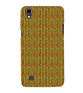 Abstract Pattern 3D Hard Polycarbonate Designer Back Case Cover for LG X Power