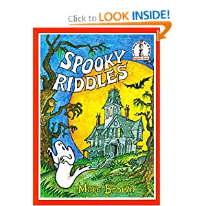Spooky Riddles (Beginner Books)