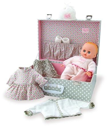 Petitcollin - 622811 - Poupée et Mini-Poupée - Petit Câlin - Mon Petit Bébé Câlin - 28 cm