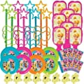 Disney Tinker Bell Birthday Party Supplies 48pc Mega Value Favor Pack