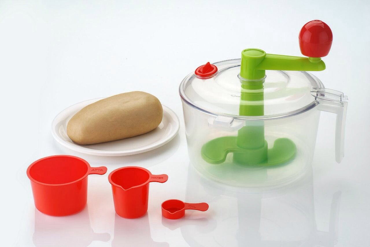 Konvex Dough/Atta Maker Must For Every Kitchen  Color May Vary  available at Amazon for Rs.144
