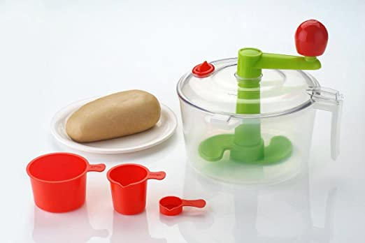 Konvex Dough/Atta Maker Must For Every Kitchen  Color May Vary  available at Amazon for Rs.200