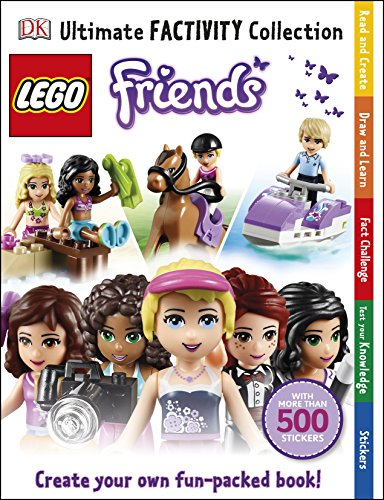 Lego Friends. Ultimate Factivity Collection