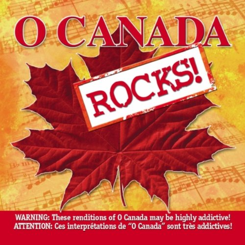 O Canada (Rock Ballad / English)