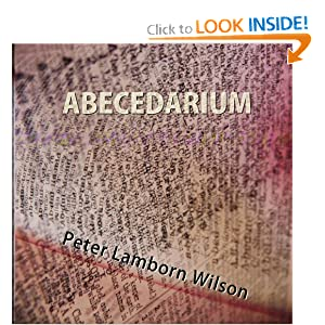 Abecedarium: Peter Lamborn Wilson: 9780977004980: Amazon.com: Books