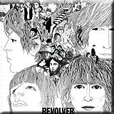 The Beatles Revolver Album Cover Magnet