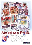 ScrapSMART - American Pride - Software Collection - Jpeg & Microsoft Word files for Mac [Download]
