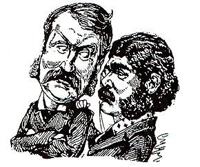 Image of Gilbert & Sullivan