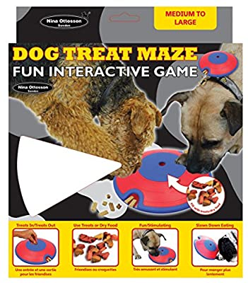Dog Treat Maze