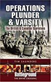 Operation Plunder Rhine Crossing: The British & Canadian Operations (Battleground Europe) (1844152219) by Saunders, Tim